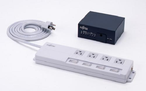 Track Power Usage With the Fujitsu Power Strip