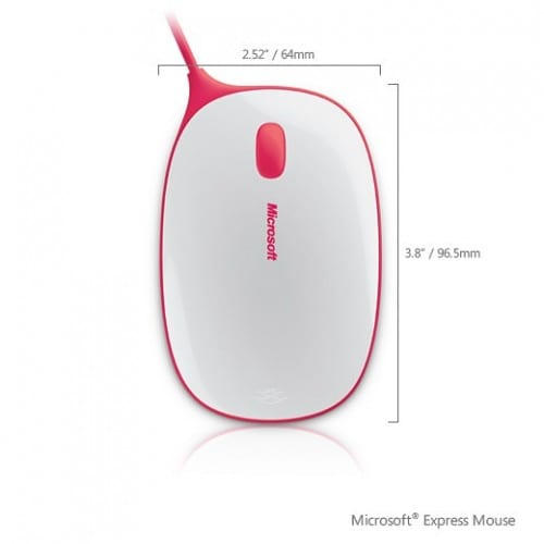 Get Away From Your Desk With the All-Terrain Mouse