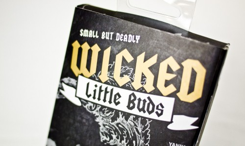 Wicked Wednesday Giveaway: Wicked Little Buds