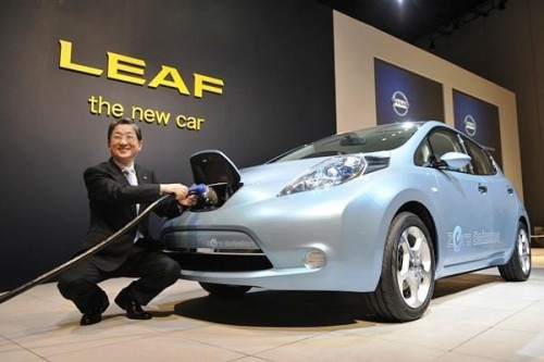 Nissan Leaf Range Claims Leaving Drivers Stranded