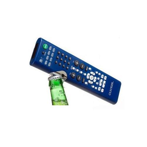 Open Bottles AND Channel Surf With the Clicker Universal Remote