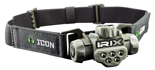 No More Biting Flashlights: Get the ICON Irix II Headlamp