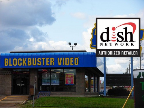 Blockbuster Will Live on as a Dish Network Product