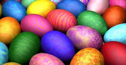 MEGATechNews Hunts for Real Easter Eggs