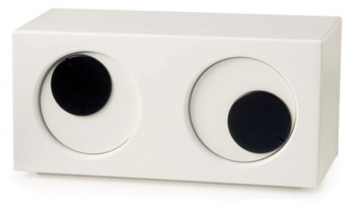 Telling Time Is Easy with the Googly Eyes Clock