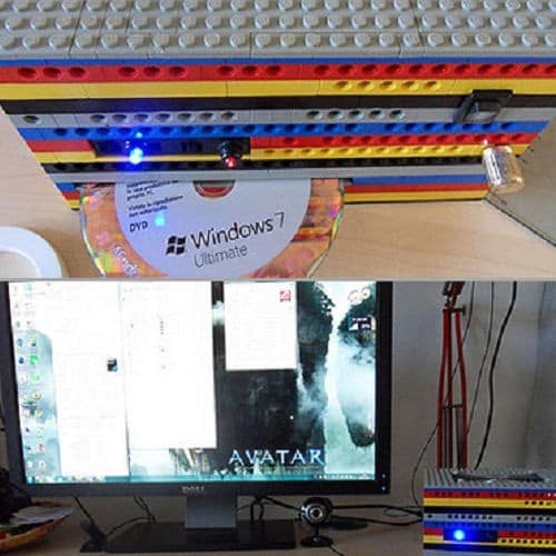 LEGO PC Really Works!