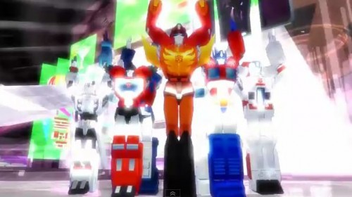 WTF: Transformers Thriller Dance Music Video