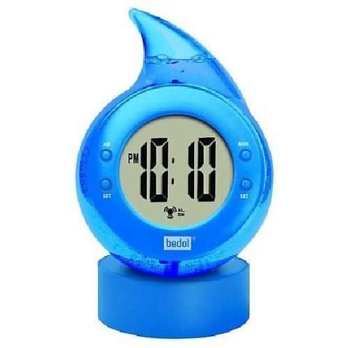 Turn Time Green With the Bedol Water Clock