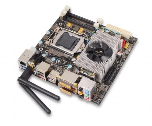 ZOTAC Z68-ITX Wi-Fi and Z68-ITX Supreme Wi-Fi: Mini-PC for Sandy Bridge