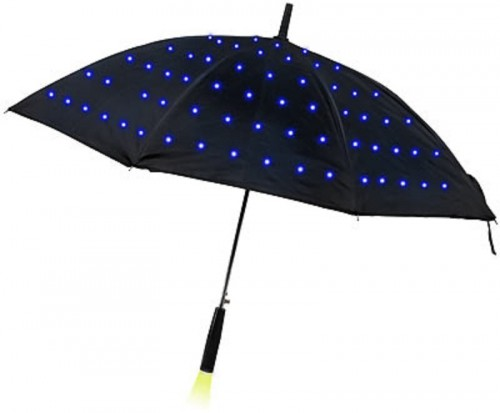 Lumadot LED Umbrella: When Staying Dry Isn't Enough
