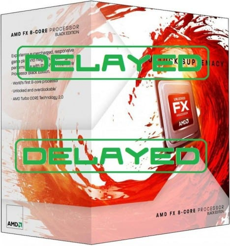AMD Announces the Release of Delays From COMPUTEX