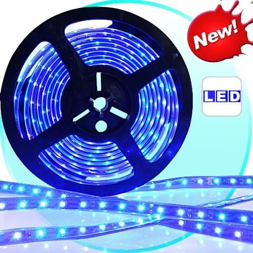 Flexible Blue LED Strip Is Lighting Brilliance