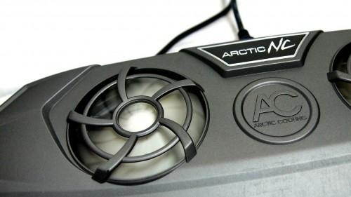 MegaTech Reviews - Arctic NC Notebook Cooler