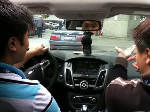 MEGATech Reviews - A Test Drive with the 2012 Ford Focus Titanium (Video)