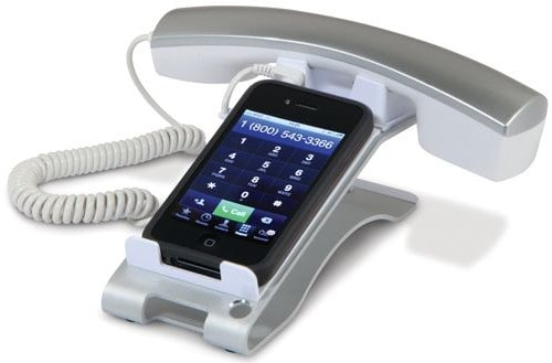 iPhone Desktop Handset May Help Prevent Cancer