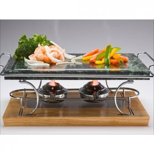 Make Your Next Dinner Party Special With Hot Stone Grill Cooking