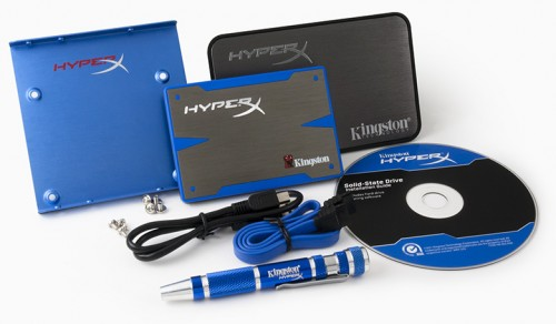 Kingston Digital Finally Ships Their Highly Anticipated HyperX SSDs