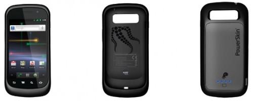PowerSkin Comes to Samsung Nexus S 4G