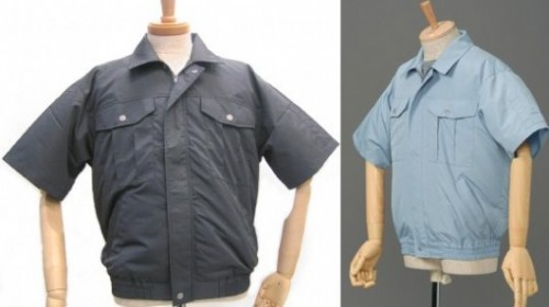 Can't Stand the Heat? Get an Air Conditioned Shirt!