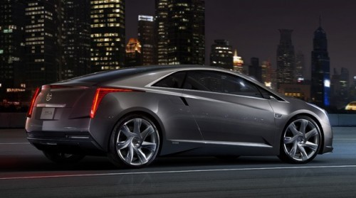 Cadillac ELR Coupe: The Next Volt-Based Hybrid Car