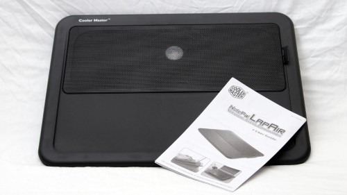 MEGATech Reviews: Cooler Master NotePal LapAir Notebook Cooling Pad