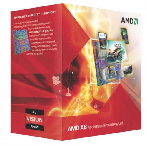 AMD Expands the APU Lineup with New A4s, A6, A8