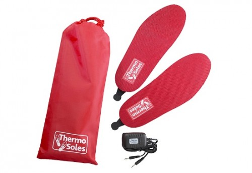 Thermo Soles Prevent Cold Feet