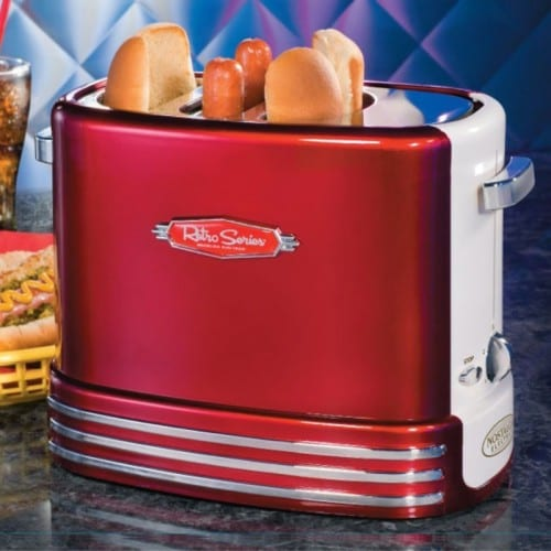 Pop-Up Hot Dog Toaster: Brilliance or Silliness?