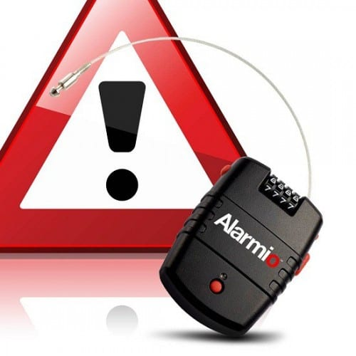 Alarmio Keeps Your Gadgets Safe