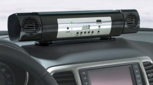 Car Interior Preheater Makes Winter Slightly More Bearable