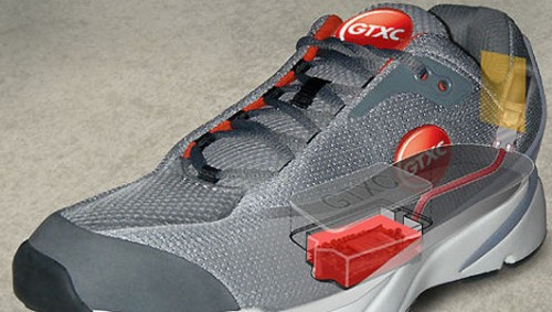 Ease Worries About Mom With GTX GPS Shoes