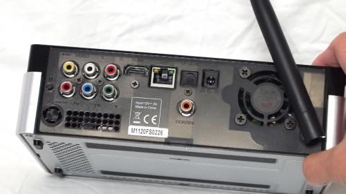 MEGATech Reviews - Uebo M400 Wireless 1080p HD Media Player