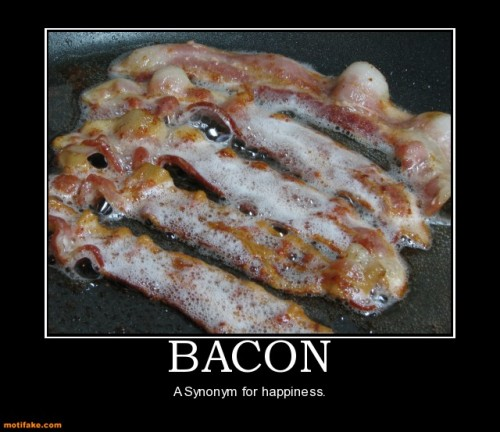 The News: Bacon Day Edition