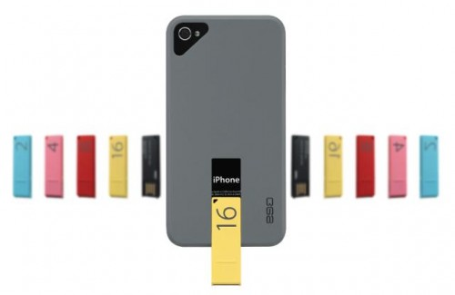 ego USB Case Adds a Flash Drive For Your Convenience