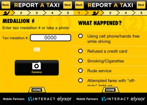 Report A Taxi: Making the Roads a Little Safer
