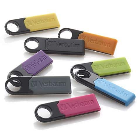 MEGATech Showcase: Even More Flash Drives