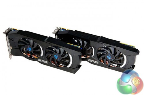 The News: Radeon HD 7950 Edition