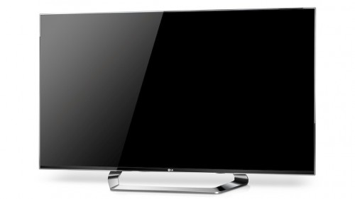LG Unleashes 84-Inch Television at CES 2012