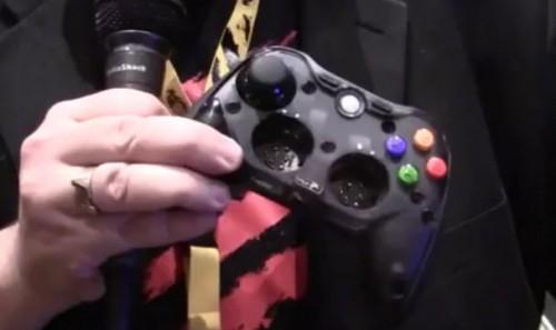 Mad Catz MLG Pro Circuit Modular Xbox 360 Controller