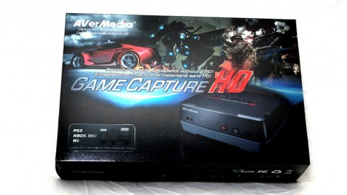 MEGATech Reviews - AVerMedia Game Capture HD for PS3, Xbox 360, and Wii