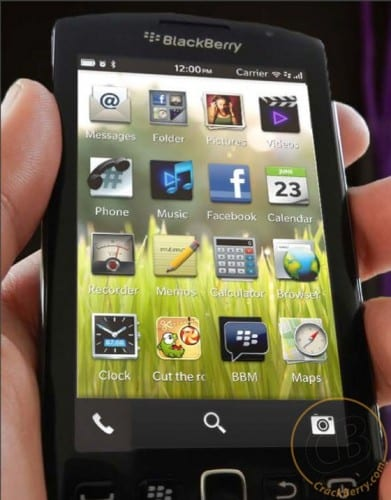 Are These Blackberry 10 Images For Real?