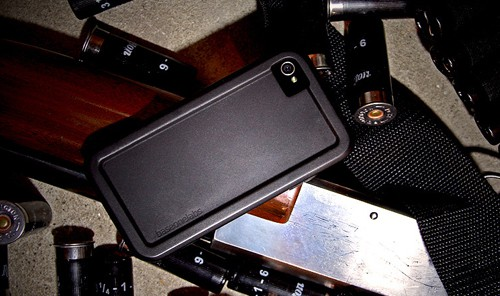Presenting the iPhone GunnerCase