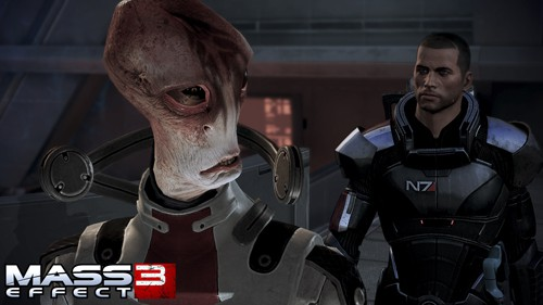Get Mass Effect 3 Early - From Space