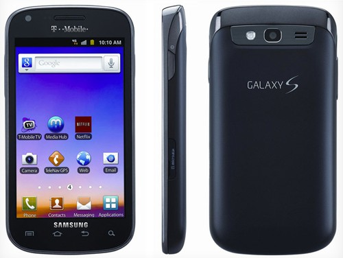 T-Mobile Gets Samsung Galaxy S Blaze 4G