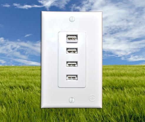 Quattro Quadruples Your Charging Power