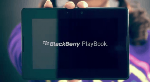 HSPA+ and LTE Radio-Equipped BlackBerry PlayBooks Pass Through FCC