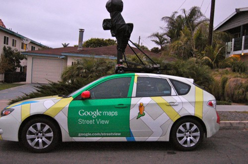 Frenchman Caught Publicly Urinating by Google Street View Car, Files Lawsuit