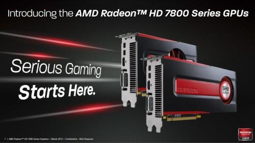 The News: Radeon HD 7850 & HD 7870 Edition