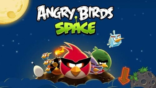 Angry Birds Space Sees 10 Million Downloads in Three Days