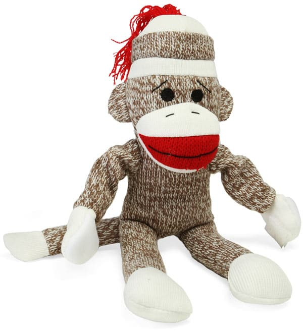 This is Not Your Grandmother's Sock Monkey